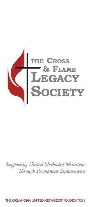 Cross & Flame Legacy Society Brochure