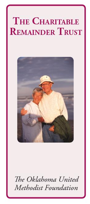 Charitable Remainder Trust Brochure