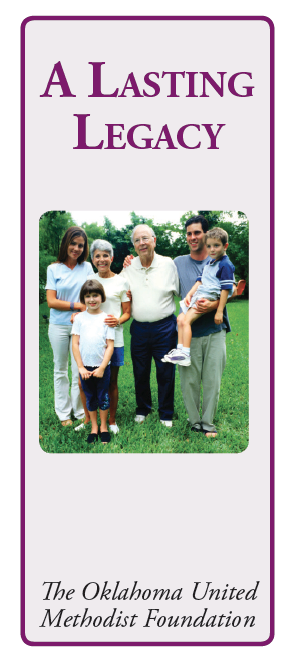 Lasting Legacy, Donor Advised Fund Brochure