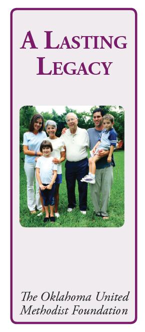 Lasting Legacy, Donor Advised Fund Brochure