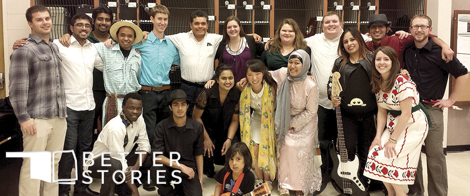 Better Stories - OSU Wesley Campus Ministry