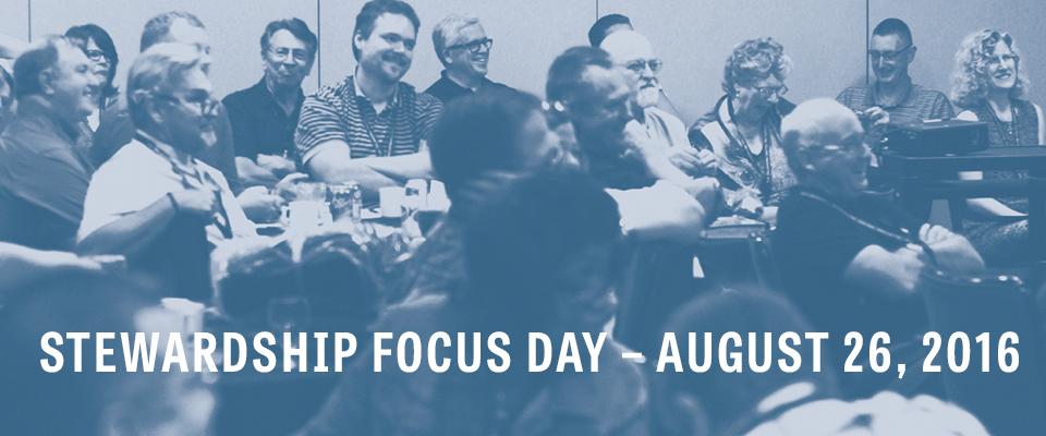 Stewardship Focus Day