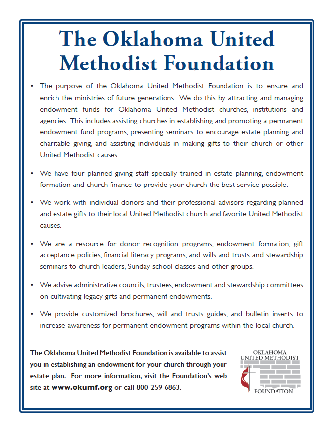 Foundation Fact Sheet